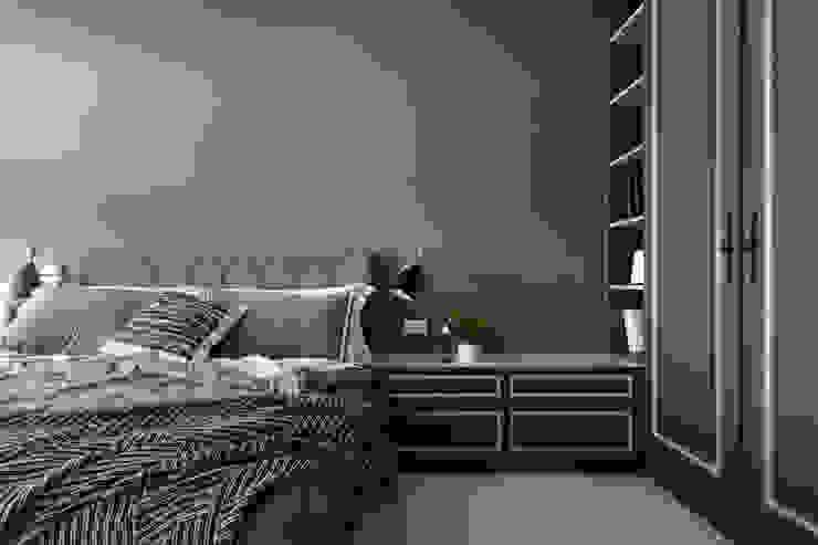古典英式風味的男孩房 根據 Moooi Design 驀翊設計 古典風