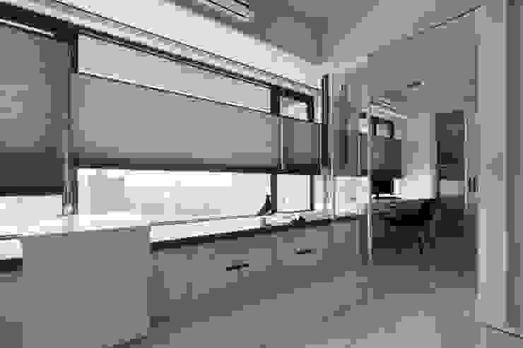 京城如意林宅 -- 現代古典風 根據 Moooi Design 驀翊設計 現代風