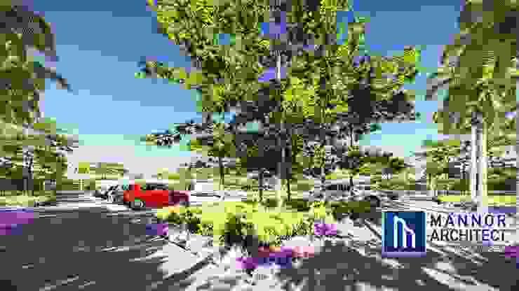 Parkir Area Gorontalo Oleh Mannor Architect