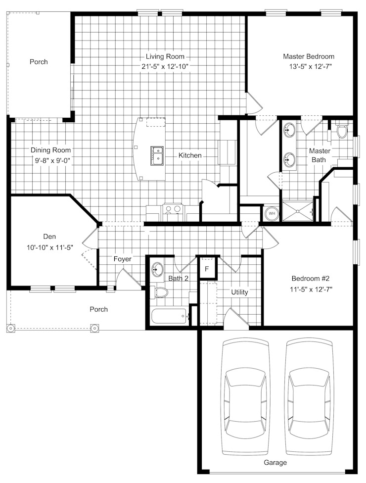 Create 2D Floor Plans The 2D3D Floor Plan Company