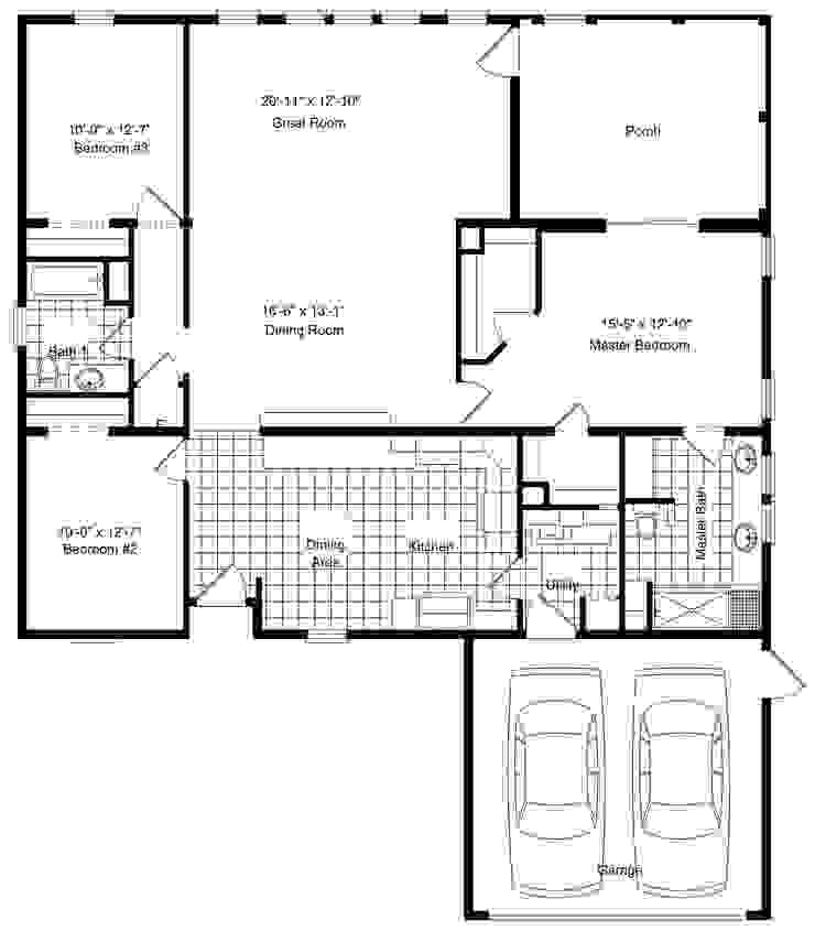 Draw 2D 3D Floor Plans by The 2D3D