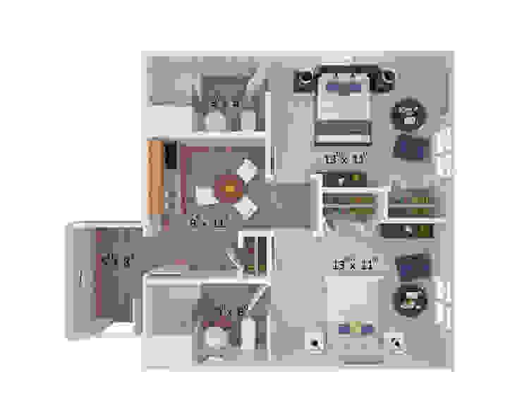 Draw 3D Floor Plans The 2D3D Floor Plan Company