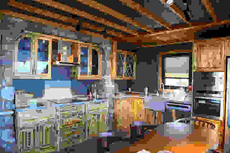 Gürsoy Kerestecilik Küchenzeile Holz Holznachbildung