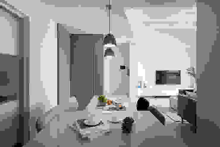 Water Blue 根據 寓子設計 北歐風
