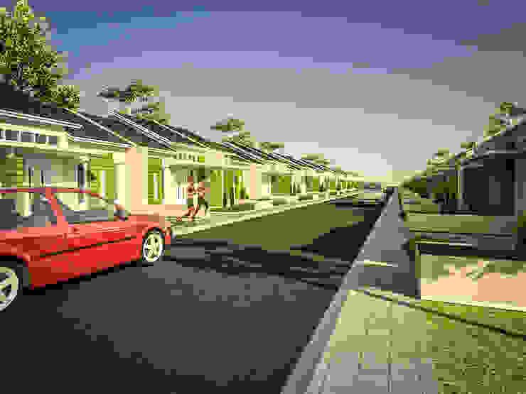 Zam Residence Oleh PT. DAA INTERPLAN INDONESIA