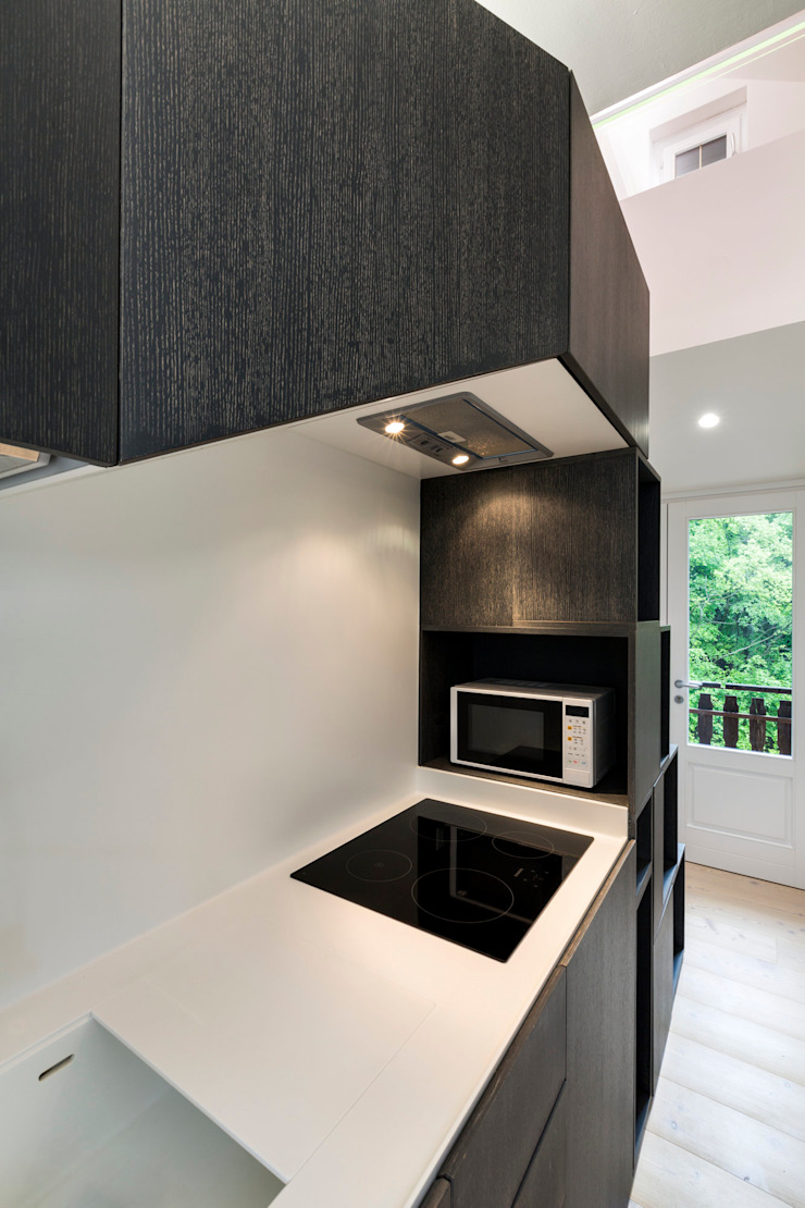 Elia Falaschi Fotografo Built-in kitchens
