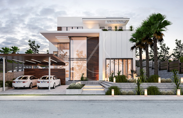 Contemporary Modern House Design By