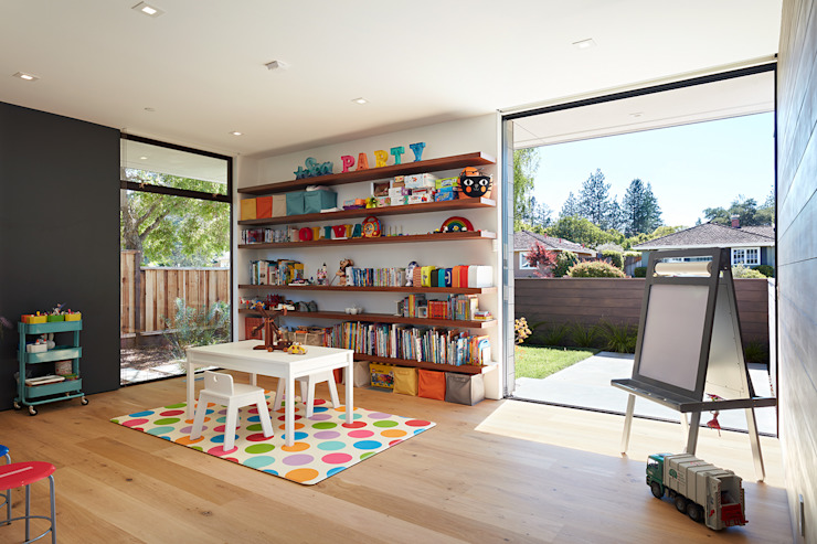 Los Altos New Residence By Klopf Architecture Klopf Architecture Modern Bedroom