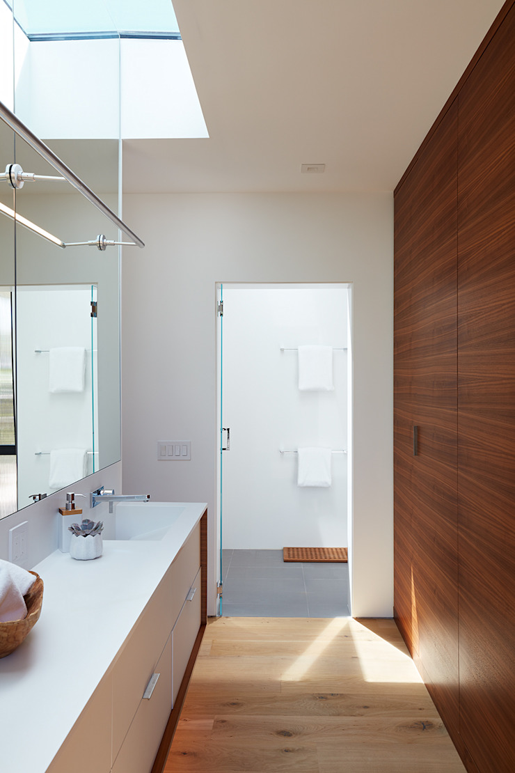 Los Altos New Residence By Klopf Architecture Klopf Architecture Modern Bathroom