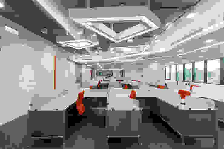 幻化的光軌空間 根據 好室佳室內設計