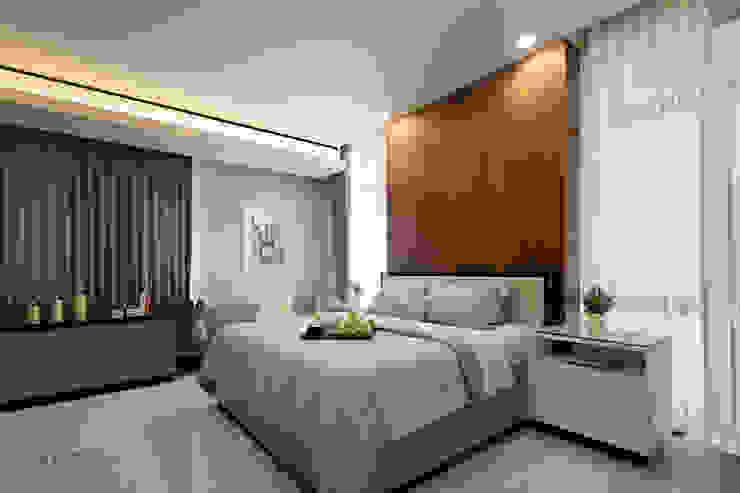Master Bedroom Kamar Mandi Modern Oleh INERRE Interior Modern