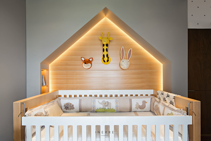 Toby's Crib by INERRE Interior Modern