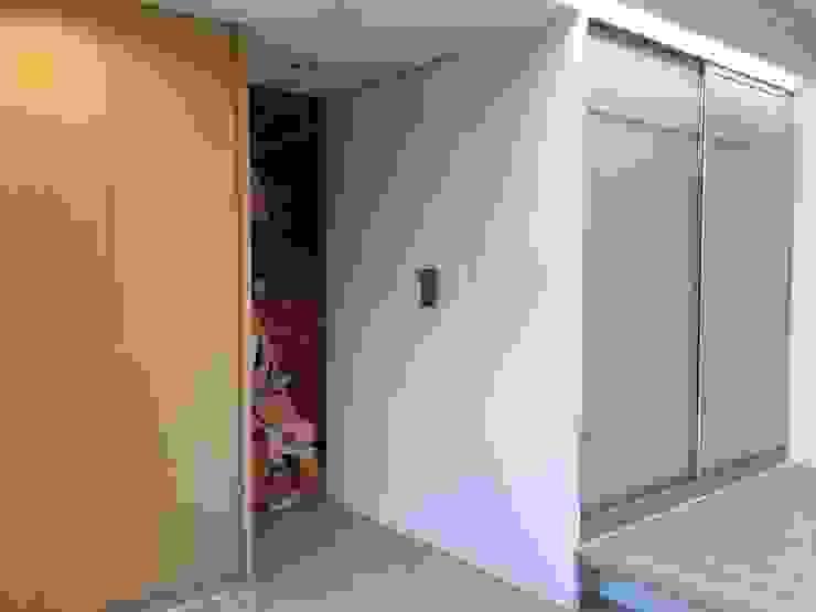 3F女孩房衣櫃 根據 houseda 隨意取材風 合板
