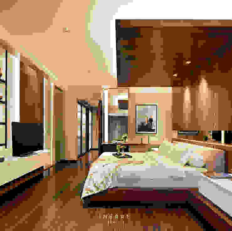 Master Bedroom Modern Bedroom by INERRE Interior Modern