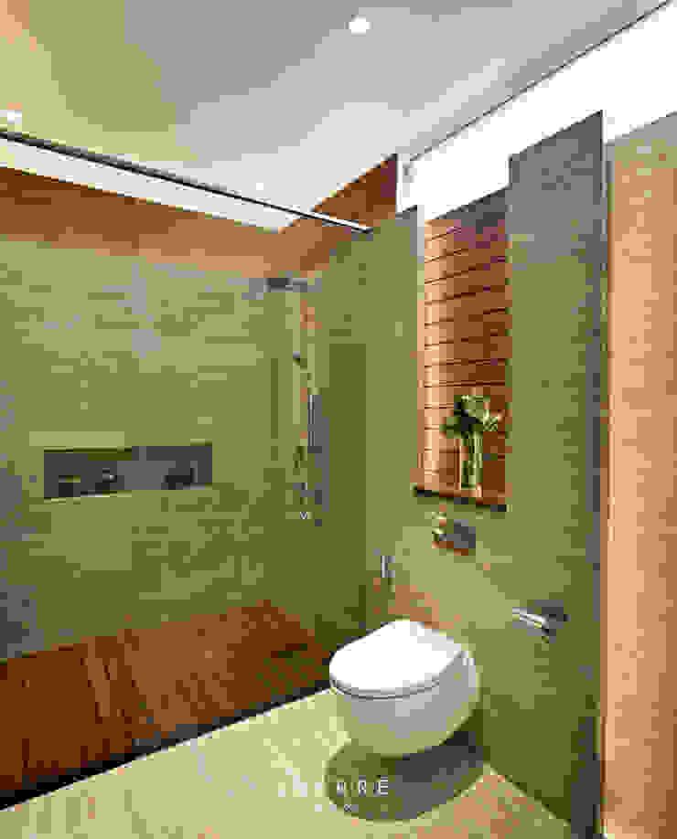 Master Bathroom Modern Bathroom by INERRE Interior Modern