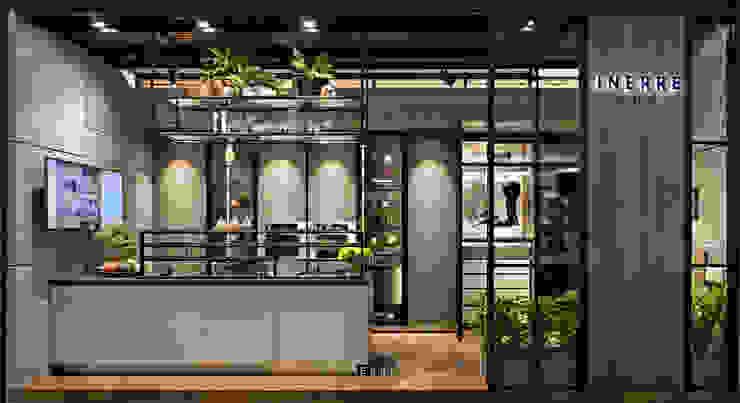 Modular Kitchen & Modular Wardrobe by INERRE Interior Modern