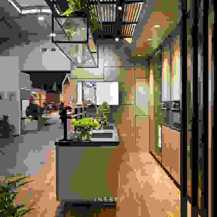 Modular Kitchen by INERRE Interior Modern