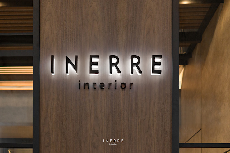 INERRE Logo Modern Walls and Floors by INERRE Interior Modern