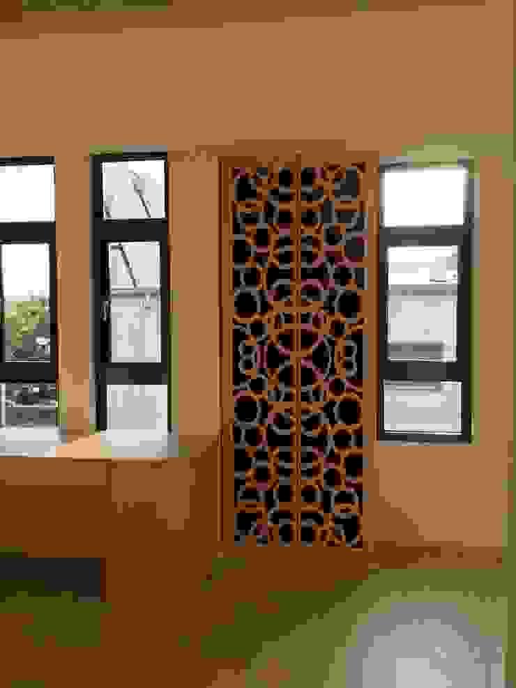 3F書房 根據 houseda 隨意取材風 合板