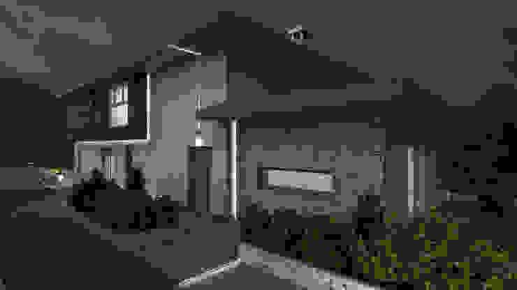 Progetto Villa a Rovetta studiosagitair Case moderne