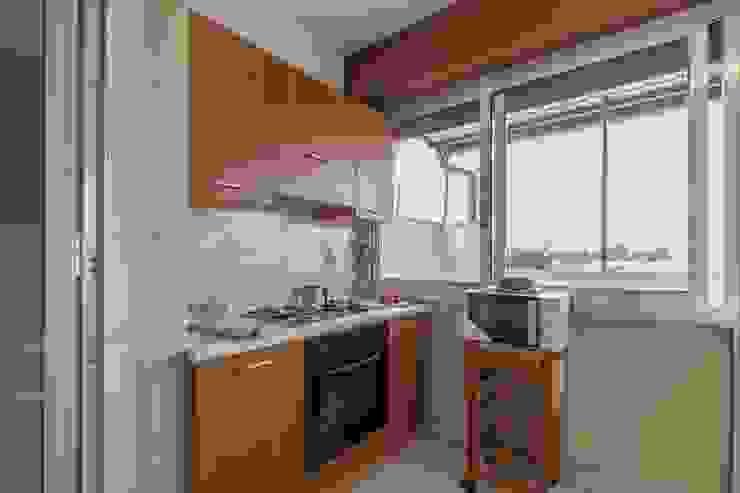 Anna Leone Architetto Home Stager Mediterranean style kitchen