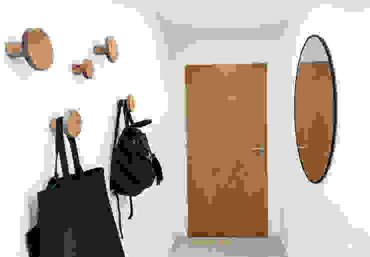 Diseño Integral Obra Mendoza Salones minimalistas de Bhavana Minimalista
