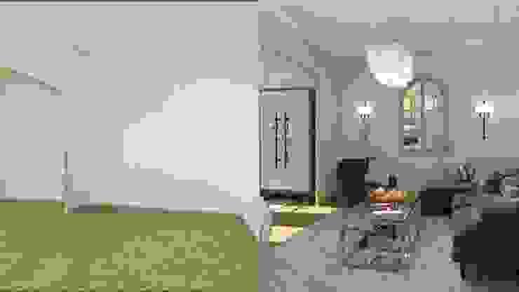 โดย Glancing EYE - Asesoramiento y decoración en diseños 3D