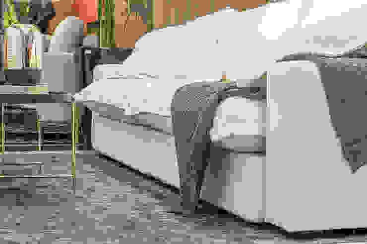 Sgabello Interiores Living roomSofas & armchairs Cotton White