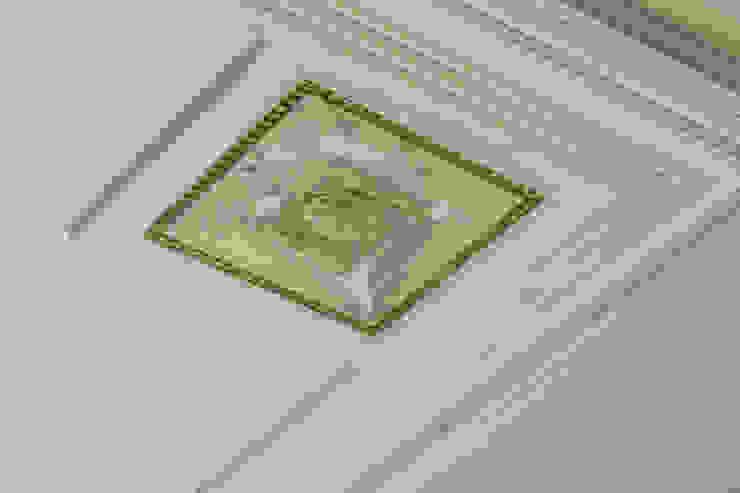 Roaring Twenties Eclectische woonkamers van Masters of Interior Design Eclectisch