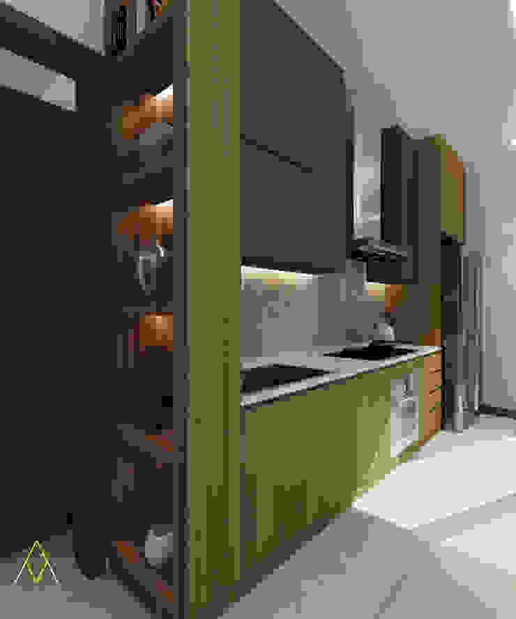 Kitchen:modern  oleh The Ground Market, Modern