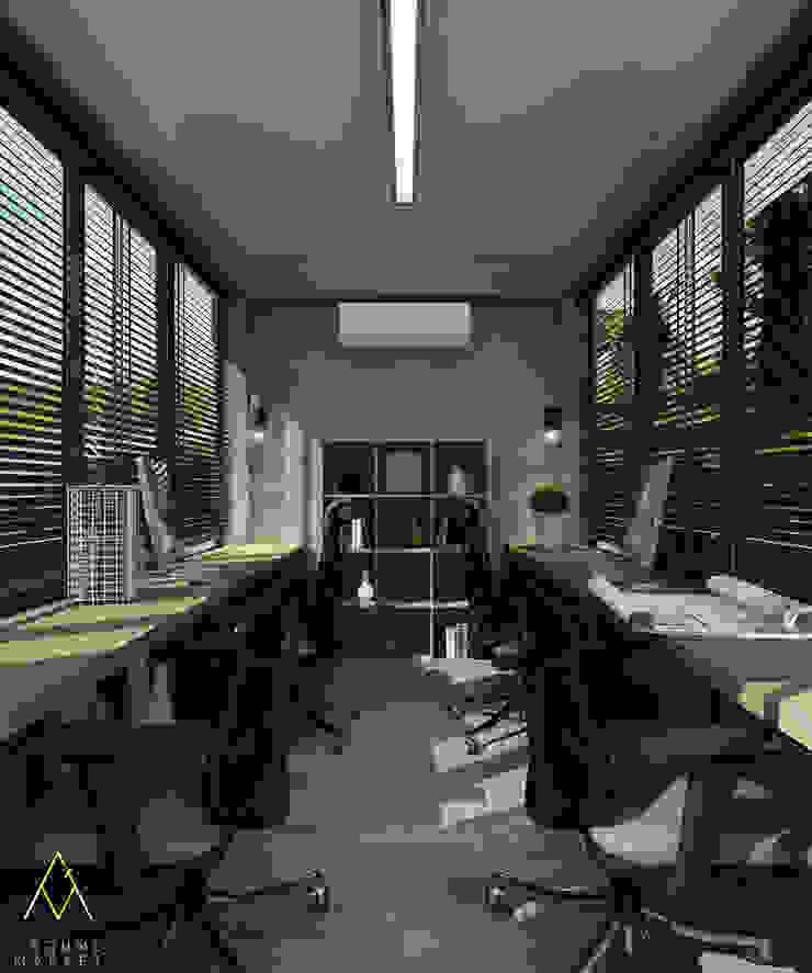 Home Office:modern  oleh The Ground Market, Modern