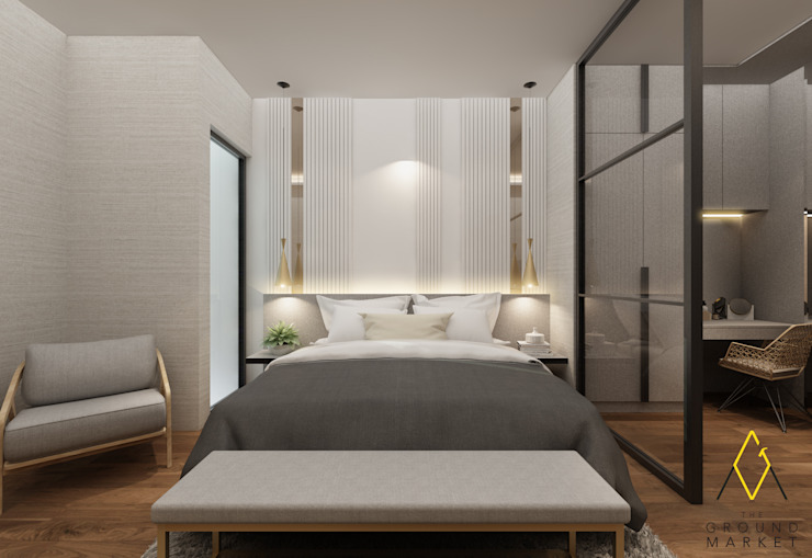 Master Bedroom Oleh The Ground Market