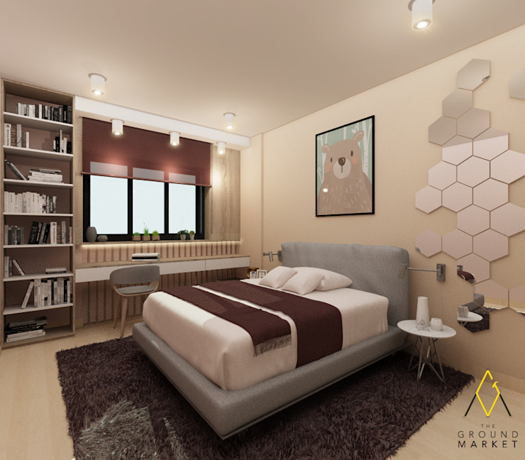 Kids Bedroom Oleh The Ground Market