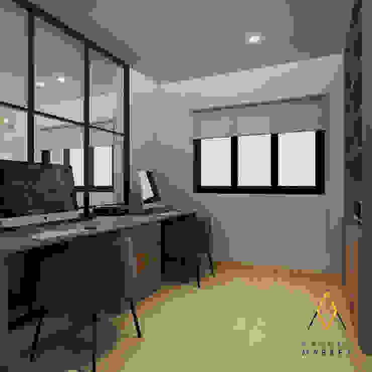 Office/Study Room Oleh The Ground Market