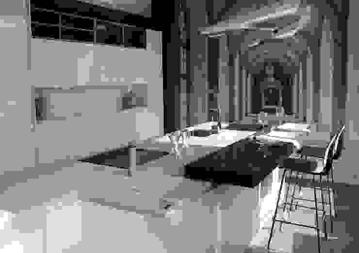 """""""a nossa cozinha"""" Ideias Home Cozinhas embutidas MDF Branco"""