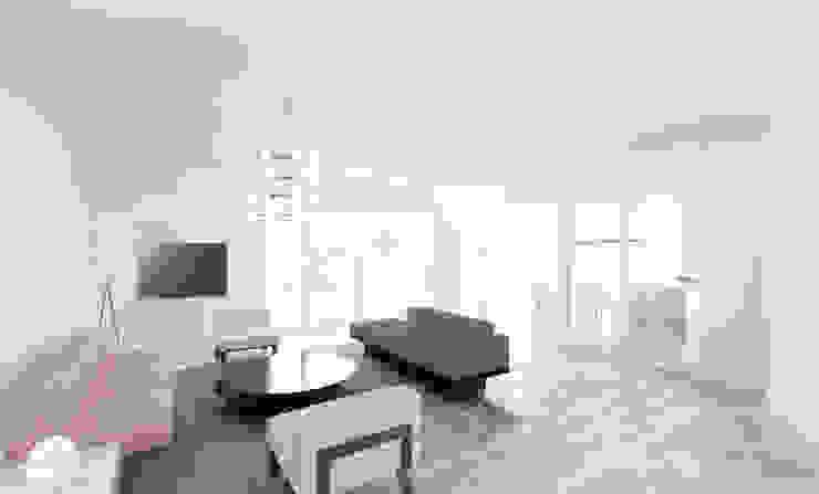 Livings modernos: Ideas, imágenes y decoración de FISCHER & PARTNER lichtdesign. planung. realisierung Moderno