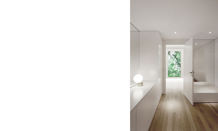 Vestidores y placares modernos de FISCHER & PARTNER lichtdesign. planung. realisierung Moderno