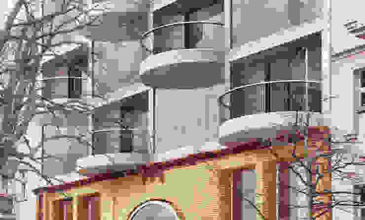 FISCHER & PARTNER lichtdesign. planung. realisierung Rumah keluarga besar
