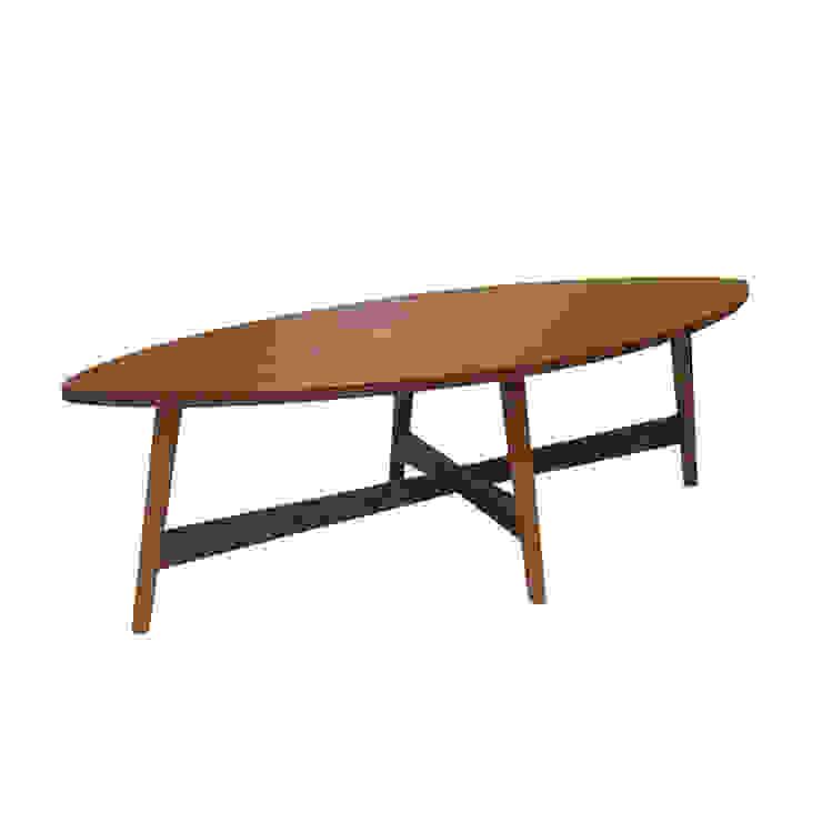 Leo Coffee table Oleh viku Skandinavia Kayu Wood effect