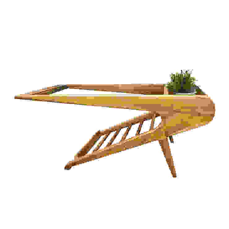 stewart Oleh viku Skandinavia Kayu Wood effect