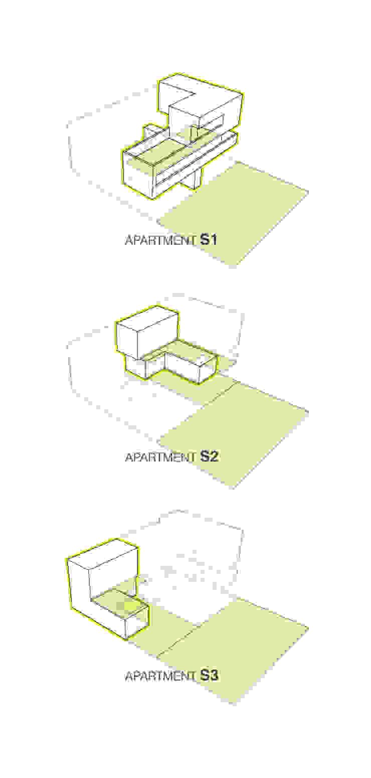 minimalist  by AGi architects arquitectos y diseñadores en Madrid, Minimalist
