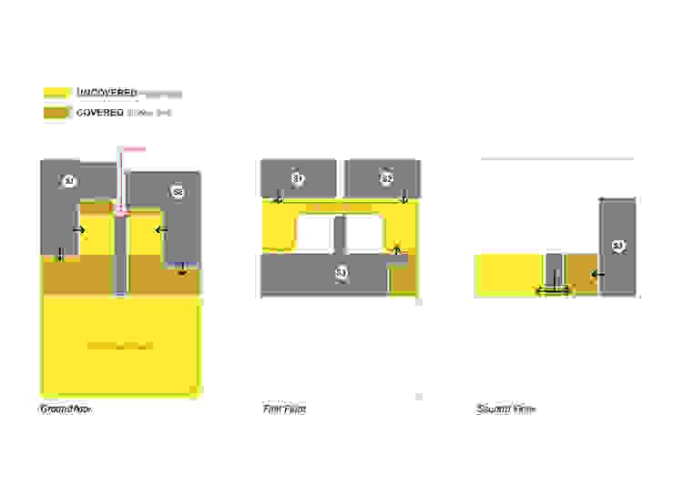 мінімалістський  by AGi architects arquitectos y diseñadores en Madrid, Мінімалістичний