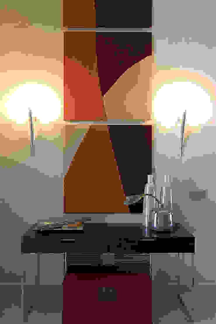 Idearte Marta Montoya Couloir, entrée, escaliers modernes