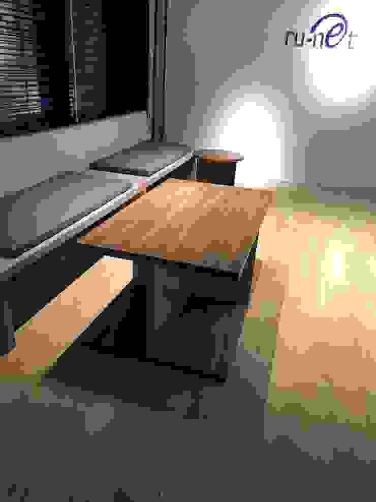 Мебельная компания FunEra. Изготовление мебели из фанеры на заказ. http://www.fun-era.ruが手掛けた工業用, インダストリアル MDF