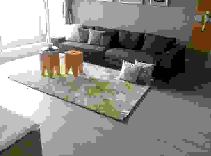 من 昇揚木地板 حداثي خشب معالج Transparent