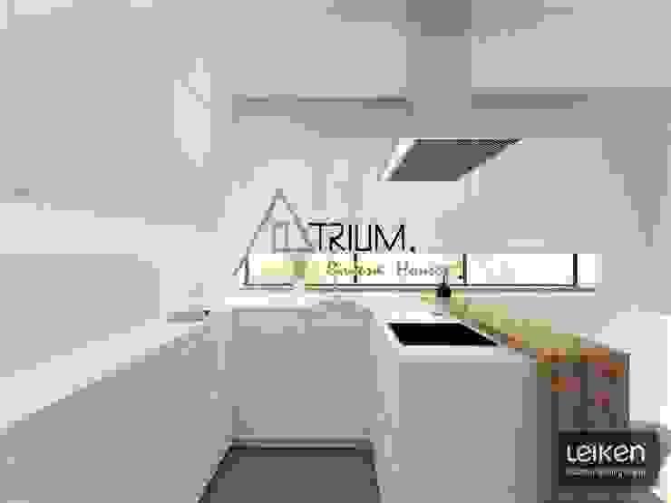 Single house—Cascais by Atrium Projetos e Construção Modern