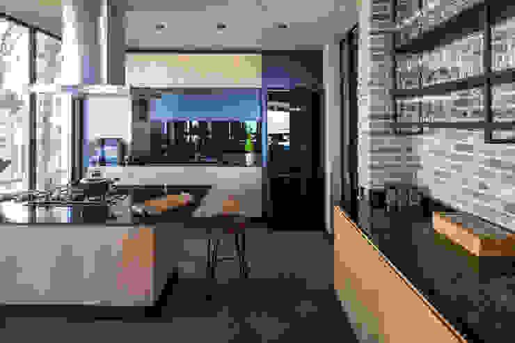 Slash Architects Modern Kitchen