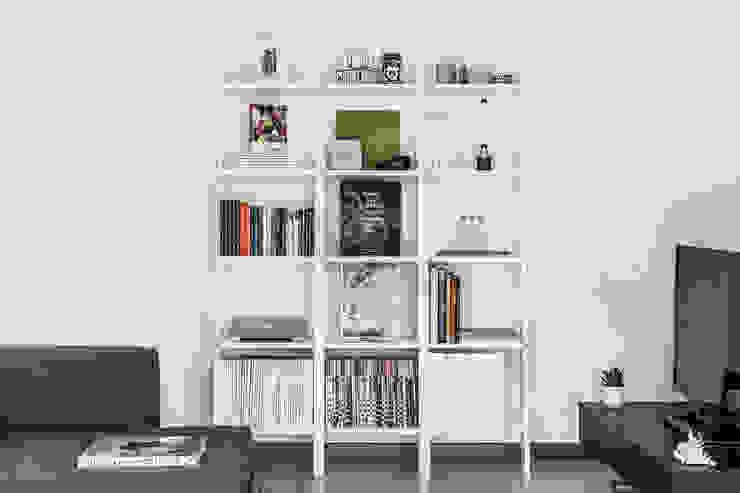 Composición Librero Climb de BMAA Moderno
