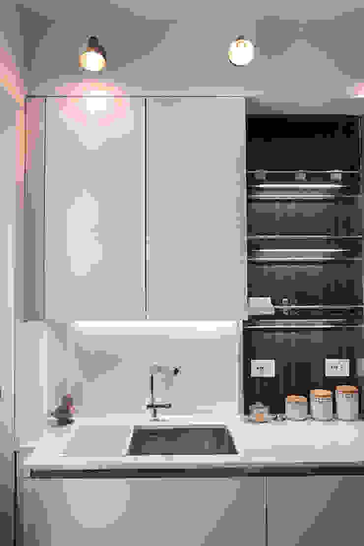 ArchEnjoy Studio Modern style kitchen