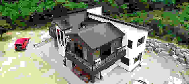 주택 외부 by 더존하우징 모던